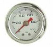 MARSHALL/BIG END PERFORMANCE 0-100 PSI LIQUID FILLED GAUGE #15033