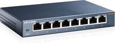 TP-LINK Netzwerk-Switches mit 1000 Mbit/s (1 Gbit/s) Firmennetzwerke