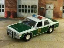 1980 - 1991 Ford LTD Crown Victoria Police Car 1/64 Scale Limited Edition Z20