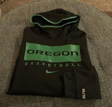 Nwot Nike Elite Oregon Ducks Basketball Hoodie Mens Tall Size XLT XL Tall RS2