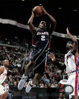 Joe Johnson signed 8x10 photo PSA/DNA Atlanta Hawks Autographed
