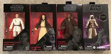 Star Wars Black Series Jedi Bundle