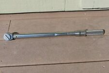 """Mac Tools TW150FR 1/2"""" Drive 18"""" long Torque Wrench with Case"""