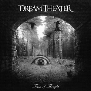 Dream Theater Train Of Thought CD NEW SEALED 2003 Enhanced