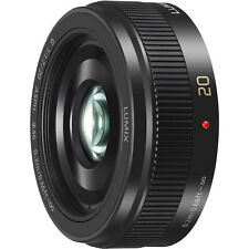 Panasonic 20mm Compact and Lightweight Digital Interchangeable Lens for Lumix G