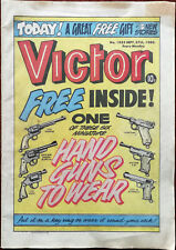 Victor No. 1023 Sept 27th 1980