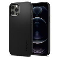 iPhone 12 Mini, 12, 12 Pro, 12 Pro Max Case | Spigen® [Thin Fit] Cover