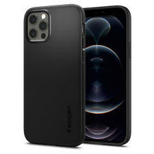 iPhone 12 Mini, 12, 12 Pro, 12 Pro Max Case | Spigen® [Thin Fit] Cover
