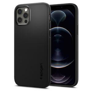 iPhone 12 Mini 12 12 Pro 12 Pro Max Case | Spigen®[Thin Fit] Cover