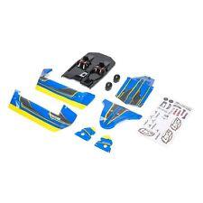 Losi Racing LOS210010 Body Set Blue Yellow Mini 8IGHT-DB