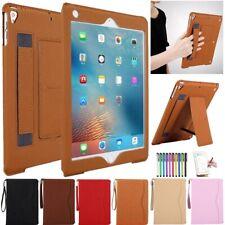 For iPad Pro 10.5 9.7 Air iPad 9.7 2018 Mini 5 4 Leather Folio Case Cover Stand