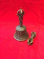 Tibetan Handmade Healing And Meditation Bells