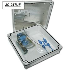 17dBi 5.1-5.9 GHz Directional Panel Antenna with equipment box, U.FL pigtail