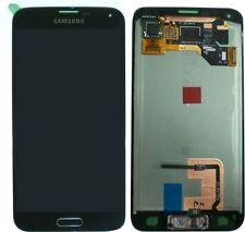 DISPLAY SCHERMO LCD + TOUCH ORIGINALE NERO PER SAMSUNG GALAXY S5 G900F