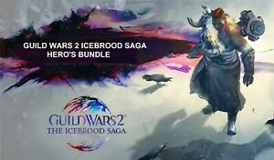 Guild Wars 2: Icebrood Saga Heros Bundle PC Key FAST DELIVERY