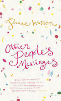 Other People's Marriages, Shane Watson, Used; Good Book