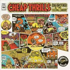 Big Brother & Holding Company Cheap Thrills (Mono) vinyl LP NEW sealed