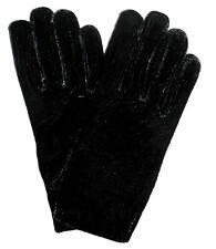 gants femme noir