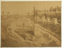 Pompei Italia Vintage Ca 1880