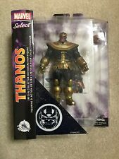 Thanos Marvel Select Disney Exclusive Avengers Collector Edition
