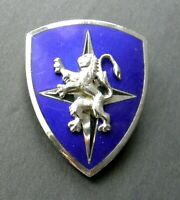 NATO 4th Allied Tactical Air Force CENTAG Hat Pin Badge 1.6 inches 4 ATAF