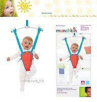 Munchkin Baby Door Bounce Ab Toddler Newborn Doorway Swing Jumper Safe Seat Gift