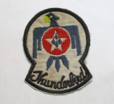 Patch_  U.S.AIRFORCE THUNDERBIRDS PATCH USAF