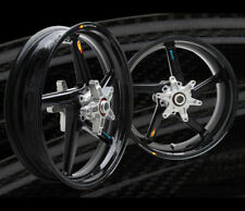 BST Carbon Fiber Front & Rear Rims Wheels Kawasaki ZX10R 16-18