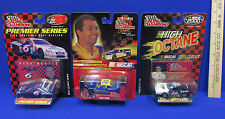 Lot 3 Racing Champions NASCAR Cars 6 Mark Martin 99 Jeff Burton 16 Kevin Lepage