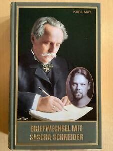 Buch Karl May - Band 93 - Briefwechsel mit Sascha Schneider