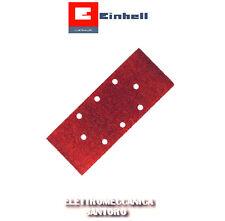 CARTA ABRASIVA 30 FOGLI ASSORTITI 115 x 280 PER LEGNO METALLO EINHELL