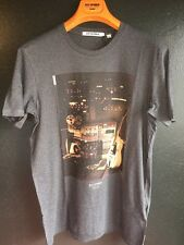 Ben Sherman Guitar T-shirt, Grey, Small
