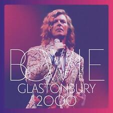 DAVID BOWIE - GLASTONBURY 2000  2 CD+DVD NEU