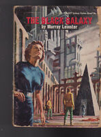 The Black Galaxy by Murray Leinster  Galaxy Science Fiction Novel #20