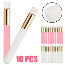 5/10X Professional Soft Eyelash Extensions Cleaning Cleansing Brush Foam Shampoo
