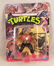 1990 TMNT Playmates Teenage Mutant Ninja Turtles Bebop Action Figure Vintage NEW