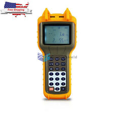 RY-S110 CATV Cable TV Handle Digital Signal Level Meter DB Tester 46~870MHz