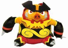"Banpresto Pokemon Black and White Best Wishes Plush -~6"" Enbuoh/Emboar"