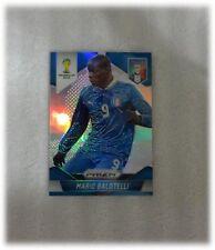 2014 Panini Prizm World Cup Refractor Mario Balotelli - Italy #132