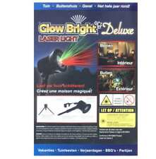 Laser Light SLIDE SHOW Sky Star Shower Glow Bright  Delux   Außen & Innen