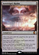 Sovereign's Realm FOIL | NM | Conspiracy: Take the Crown | Magic MTG