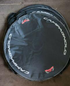 Campagnolo wheel bag 80th Anniversary Black