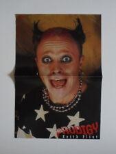 Keith Flint Prodigy Smashing Pumpkins Corgan D'arcy Wretzky POSTER Germany 1990s