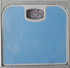 Bathroom Scale Blue Color Non Skid Surface 6805