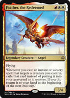 Feather, the Redeemed - Foil x1 Magic the Gathering 1x War of the Spark mtg card