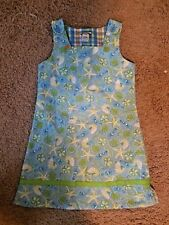 Sleeveless Cotton Dress by Hartstrings Size Child 8