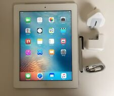 EXCELLENT Apple iPad 3rd generation 32GB, Wi-Fi + Cell (Unlocked), 9.7in - White