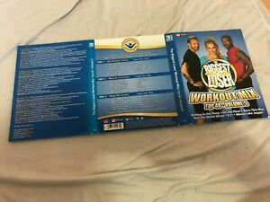 The Biggest Loser Workout Mix Volume 5 3-CD Set Music Complete CIB