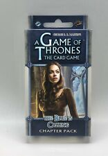 """Game Of Thrones Card Game """" The Blue Is Calling"""" Chapter Pack"""
