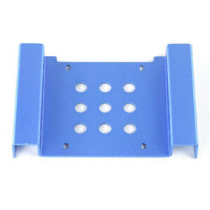 """New 5.25"""" to 2.5""""/3.5"""" Hard Drive Disk Mount Bracket HDD/SSD Aluminum Rack"""